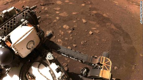 Perseverance rover just made oxygen on Mars