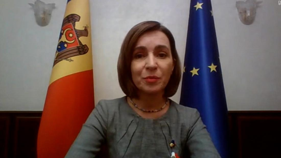 Moldova first in Europe to get vaccine via COVAX. Hear from its president