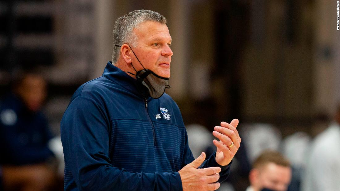 Creighton's men's basketball head coach suspended after 'plantation' comment