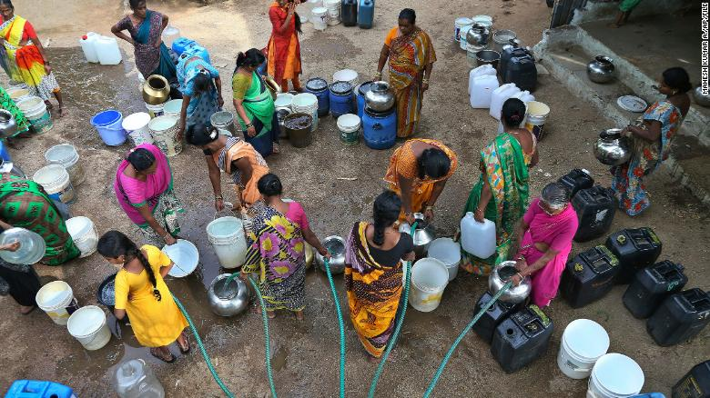Safe water — it's what women want
