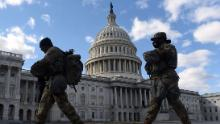 Help was requested from DC National Guard 12 times during US Capitol riot, Democrats say