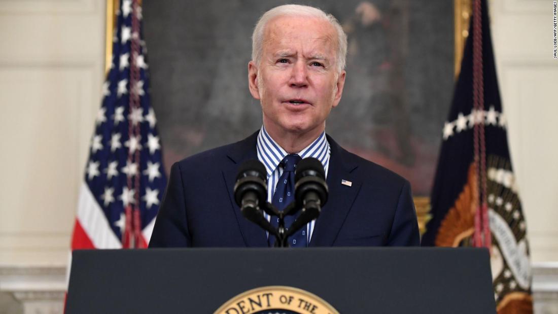 Biden to mark one year of Covid-19 shutdown in primetime address Thursday – CNN