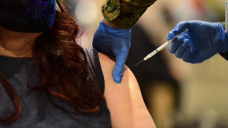 Travel guidance won't come until more people are vaccinated, CDC says
