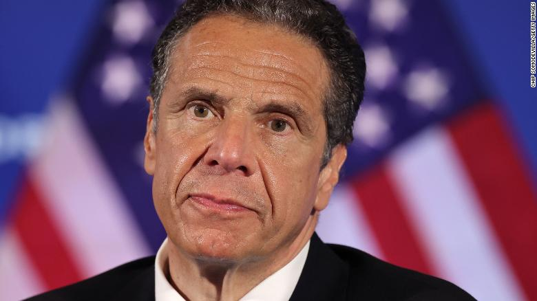 New York state senate majority leader calls on Gov. Andrew Cuomo to resign