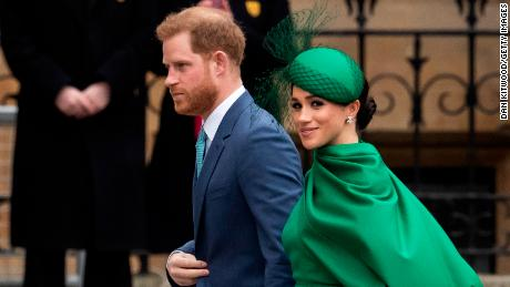 Harry, Meghan and the power of their story