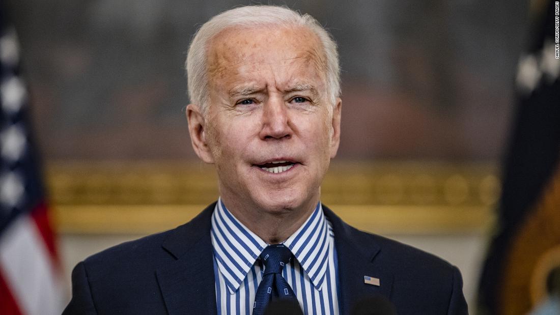 Biden opposes gutting filibuster despite tough path for some legislative priorities in Senate