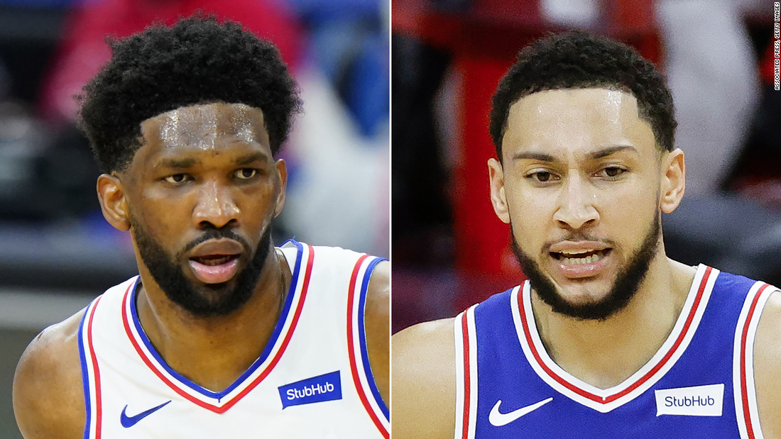 76ers sidelined from All-Star Game due to Covid-19 protocols