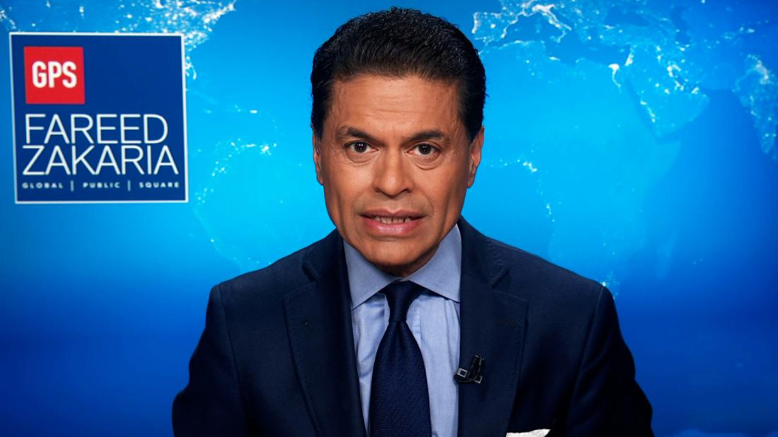 Fareed: Biden sending message to Americans and the world