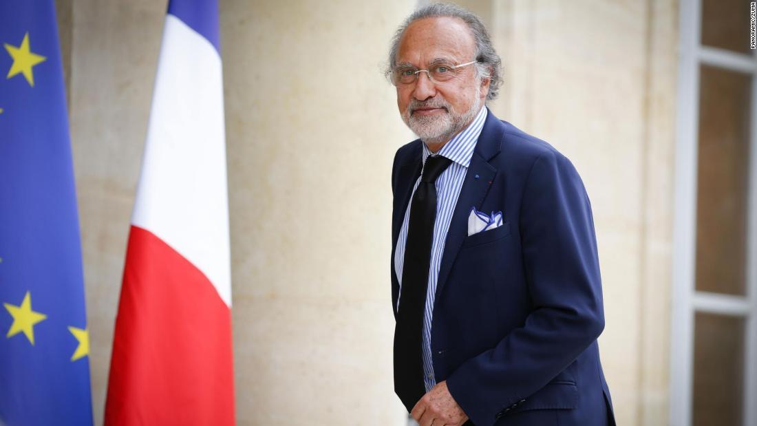 French politician Olivier Dassault dies in helicopter crash
