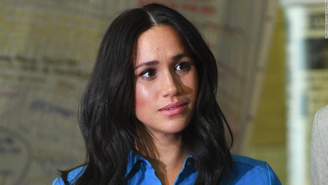 UK media: Lack of newsroom diversity one reason Meghan suffered racist coverage