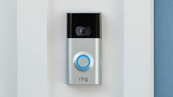 Used Ring Video Doorbell 2