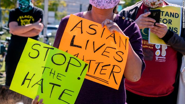 As an Asian American, I'm sick of feeling silenced. Communities and businesses should step up