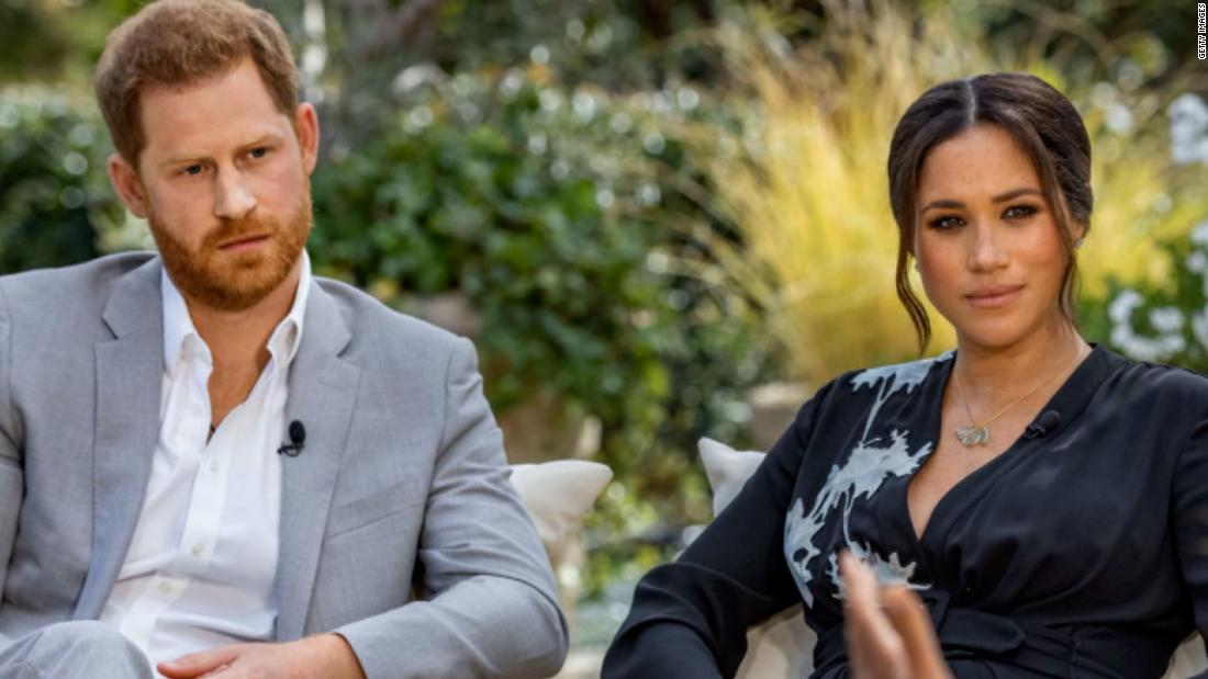 UK royal family in crisis after Harry and Meghan allege racism and neglect in Oprah interview