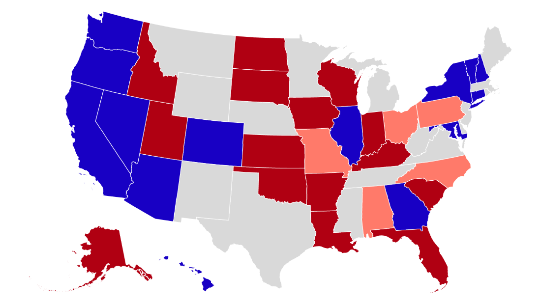 Analysis: Senate Republicans already have a Donald Trump problem