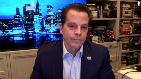 Scaramucci trouve `` une grande ironie ''  dans les républicains s'opposant au plan de sauvetage de Biden