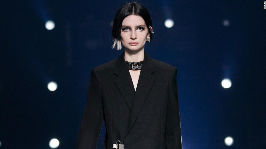 Paul Walker's daughter, Meadow, opens for Givenchy at Paris Fashion Week