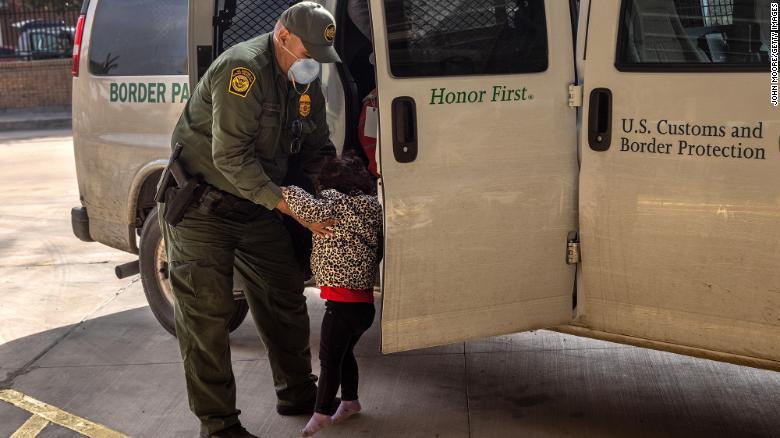 Children in Border Patrol custody surpasses 3,700 amid ongoing surge