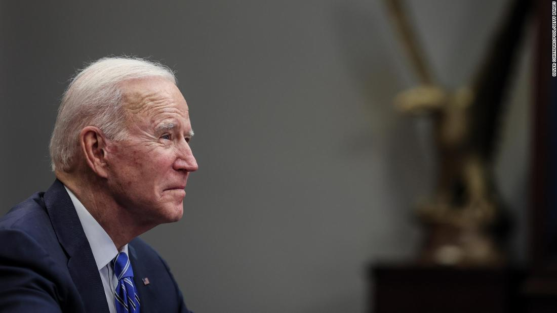 Analysis: GOP's shifting focus opens a path for Biden