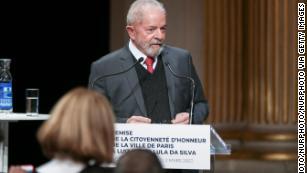 Former Brazilian President Lula attacks Bolsonaro as his path to a political comeback clears