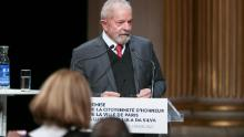Former Brazilian President Luiz Inacio Lula da Silva has hinted at a 2022 presidential run against Bolsonaro.