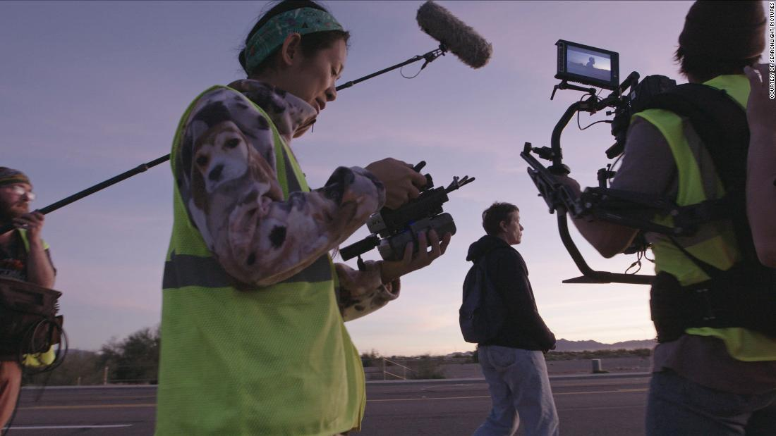 'Nomadland': Chloé Zhao and crew reveal how they made one of the year's best films