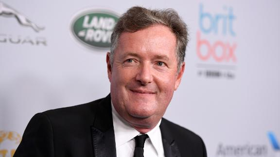 Piers Morgan attends the 2019 British Academy Britannia Awards presented by American Airlines and Jaguar Land Rover at The Beverly Hilton Hotel on October 25, 2019 in Beverly Hills, California. (Photo by Frazer Harrison/Getty Images for BAFTA LA)