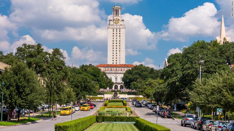 A University of Texas report confirms its alma mater's complicated history but finds 'no racist intent'