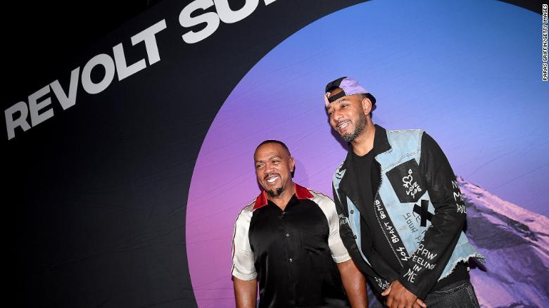 Swizz Beatz and Timbaland sell hit streaming platform Verzuz to Triller