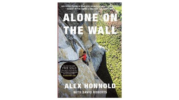 'Alone on the Wall' by Alex Honnold