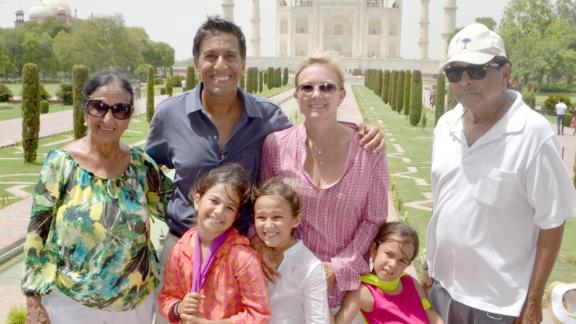 Dr. Sanjay Gupta contemplates a family reunion under the new CDC guidance for vaccinated people.