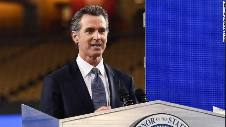 Facing recall, California Gov. Newsom pleads for optimism and patience