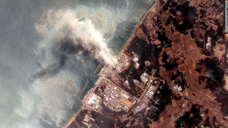 Fukushima Desastre nuclear tsunami terremoto Japón