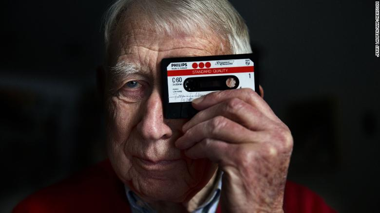 """<a href=""""https://www.cnn.com/2021/03/11/europe/lou-ottens-dies-scli-intl/index.html"""" target=""""_blank"""">Lou Ottens,</a> the Dutch inventor of the cassette tape, died at the age of 94, his family confirmed to CNN on March 11."""