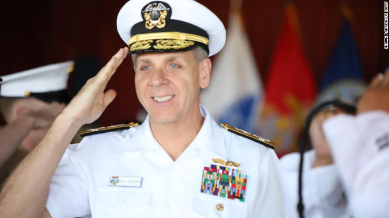 Adm. Philip Davidson, head of US Indo-Pacific Command