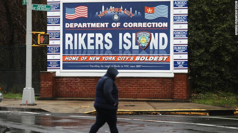 Man charged with murder in 2018 accidentally released from Rikers Island Prison, officials say