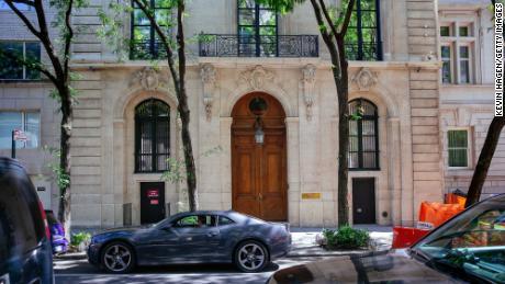Jeffrey Epstein's Manhattan mansion sold for approximately $51 million
