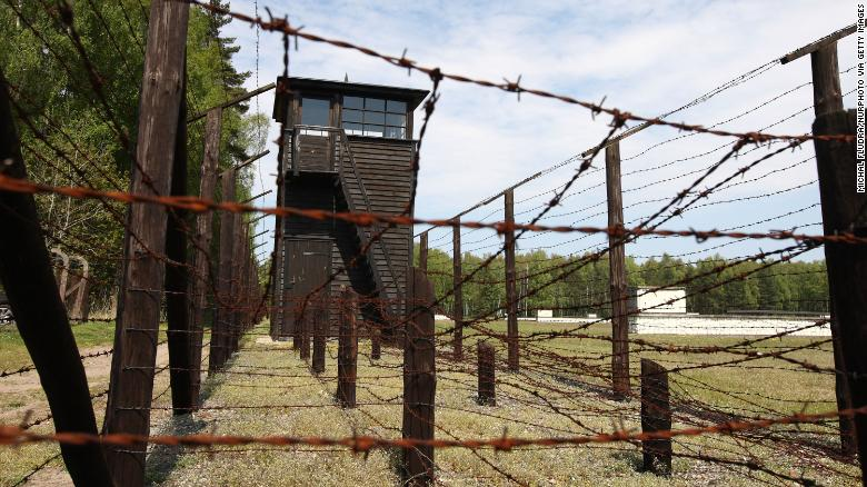 96-year-old accused of being Nazi camp guard is deemed 'unfit' for trial