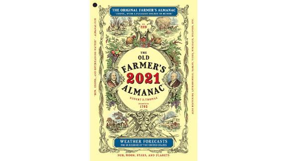2021 Old Farmer's Almanac