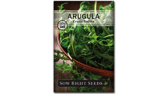 Sow Right Seeds Arugula, 900 Seeds