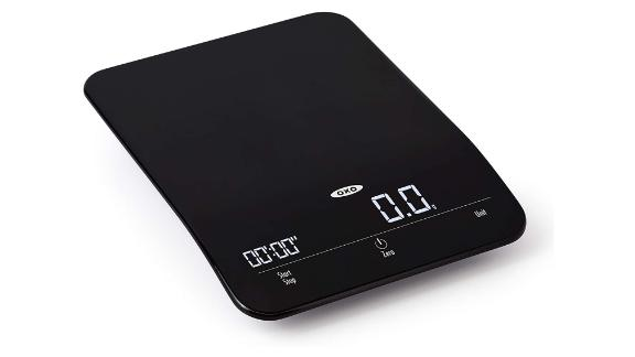 OXO 11212400 Good Grips 6 Lb Precision Coffee Scale with Timer