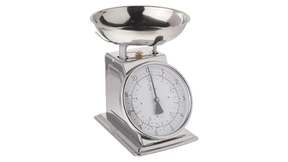 Taylor Precision Products Taylor Stainless Steel Analog Kitchen Scale