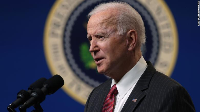 Biden's coronavirus team outlines efforts to meet ambitious new goals