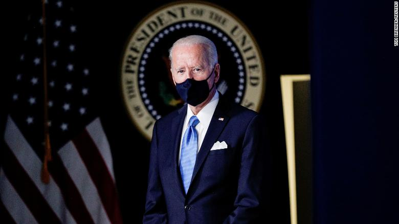 Biden says Putin 'will pay a price' for Russian efforts to undermine the 2020 US election