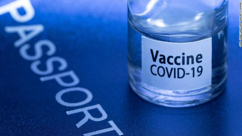 What scattered vaccination records mean for Covid-19 immunity 'passports'