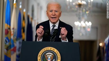 Biden leaves Trump's dystopia in the dust