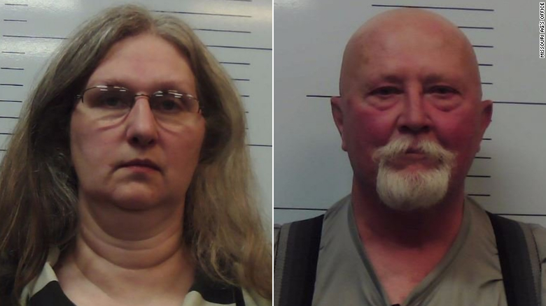 Former owners of girls boarding school facing more than 100 felony charges including statutory rape