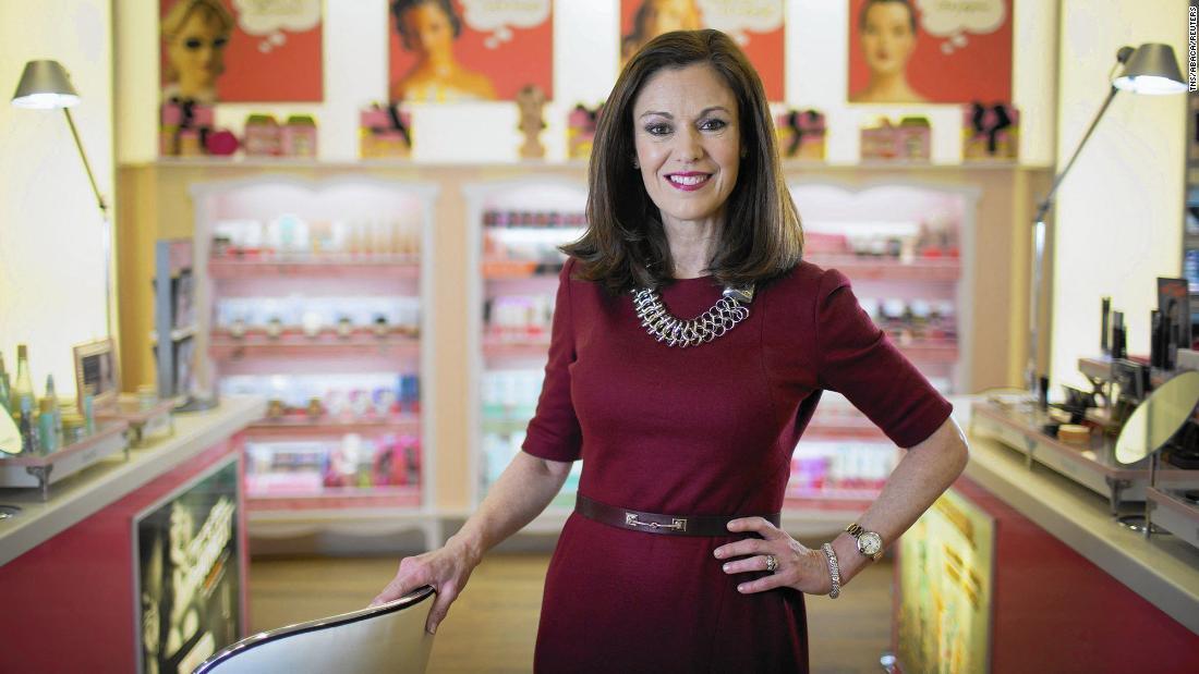 Ulta CEO Mary Dillon is stepping down - CNN