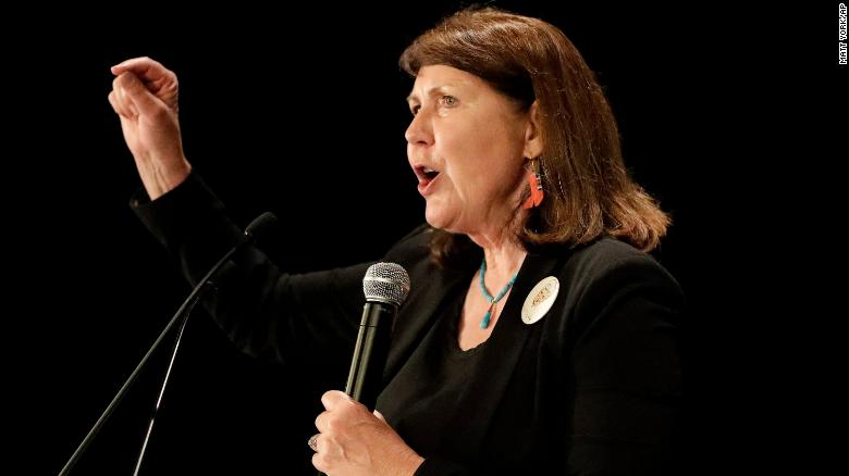 Arizona Democrat Ann Kirkpatrick says she won't seek re-election in 2022