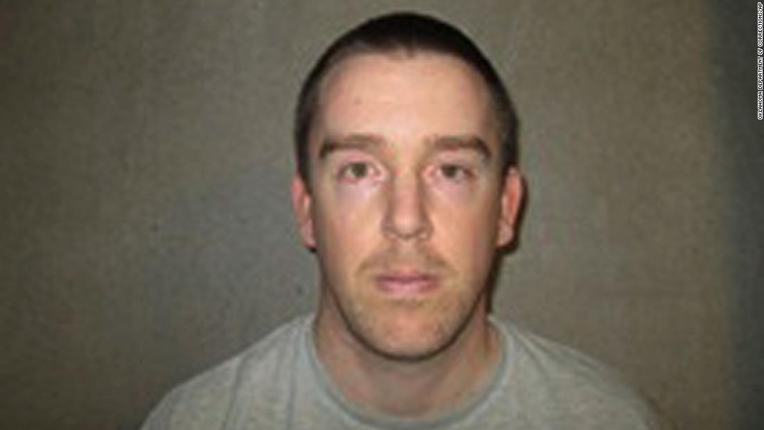 A convicted Oklahoma killer
