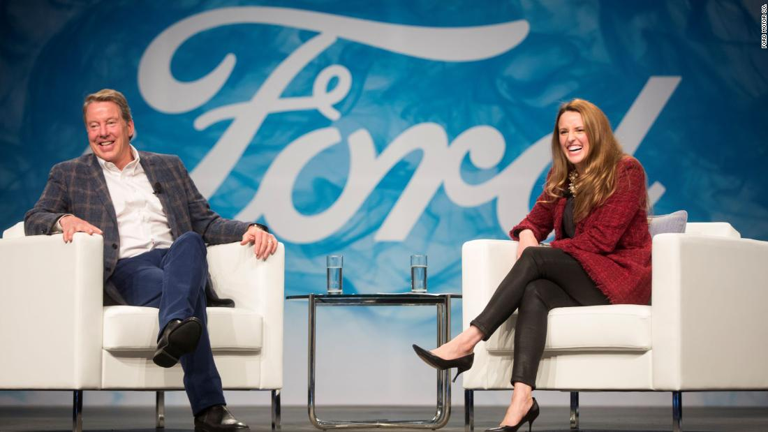 After 118 years, a female member of the Ford family is set to join the automakers' board - CNN